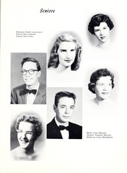 Page 15, 1956 Edition, Madison High School - Wildcat Yearbook (Marshall, NC) online yearbook collection