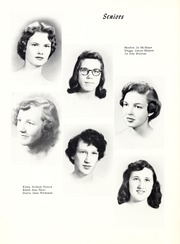 Page 16, 1956 Edition, Madison High School - Wildcat Yearbook (Marshall, NC) online yearbook collection