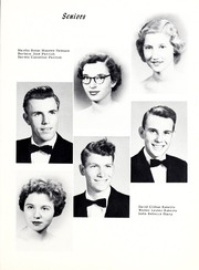 Page 17, 1956 Edition, Madison High School - Wildcat Yearbook (Marshall, NC) online yearbook collection