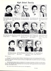 Page 9, 1956 Edition, Madison High School - Wildcat Yearbook (Marshall, NC) online yearbook collection
