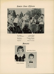 Page 15, 1957 Edition, Madison High School - Wildcat Yearbook (Marshall, NC) online yearbook collection