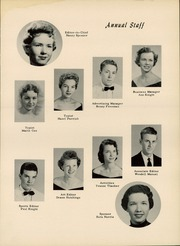 Page 7, 1957 Edition, Madison High School - Wildcat Yearbook (Marshall, NC) online yearbook collection