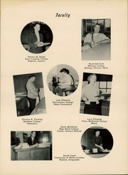 Page 9, 1957 Edition, Madison High School - Wildcat Yearbook (Marshall, NC) online yearbook collection