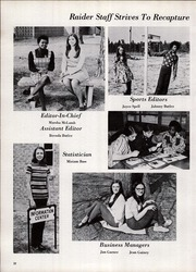 Page 14, 1973 Edition, Midway High School - Raider Yearbook (Dunn, NC) online yearbook collection