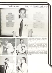 Page 6, 1980 Edition, Midway High School - Raider Yearbook (Dunn, NC) online yearbook collection