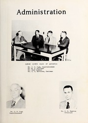 Page 11, 1953 Edition, Camden County High School - Stars and Bars Yearbook (Camden, NC) online yearbook collection