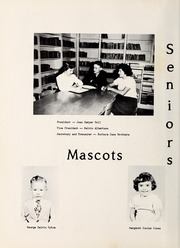 Page 14, 1953 Edition, Camden County High School - Stars and Bars Yearbook (Camden, NC) online yearbook collection