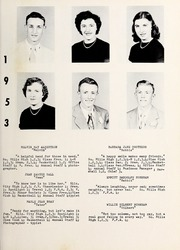 Page 15, 1953 Edition, Camden County High School - Stars and Bars Yearbook (Camden, NC) online yearbook collection