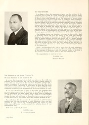 Page 14, 1948 Edition, Johnson C Smith University - Golden Bull Yearbook (Charlotte, NC) online yearbook collection