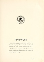 Page 7, 1948 Edition, Johnson C Smith University - Golden Bull Yearbook (Charlotte, NC) online yearbook collection