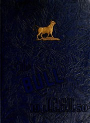 Page 1, 1950 Edition, Johnson C Smith University - Golden Bull Yearbook (Charlotte, NC) online yearbook collection