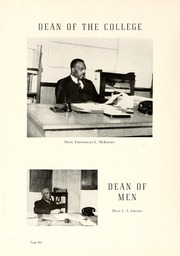 Page 10, 1950 Edition, Johnson C Smith University - Golden Bull Yearbook (Charlotte, NC) online yearbook collection