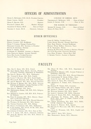 Page 12, 1950 Edition, Johnson C Smith University - Golden Bull Yearbook (Charlotte, NC) online yearbook collection