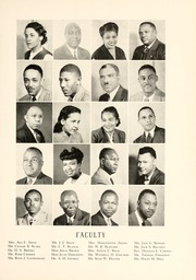 Page 13, 1950 Edition, Johnson C Smith University - Golden Bull Yearbook (Charlotte, NC) online yearbook collection