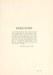 Page 7, 1950 Edition, Johnson C Smith University - Golden Bull Yearbook (Charlotte, NC) online yearbook collection