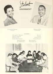 Page 14, 1954 Edition, Johnson C Smith University - Golden Bull Yearbook (Charlotte, NC) online yearbook collection