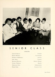 Page 17, 1954 Edition, Johnson C Smith University - Golden Bull Yearbook (Charlotte, NC) online yearbook collection