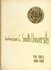 Page 1, 1965 Edition, Johnson C Smith University - Golden Bull Yearbook (Charlotte, NC) online yearbook collection