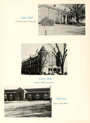 Page 12, 1965 Edition, Johnson C Smith University - Golden Bull Yearbook (Charlotte, NC) online yearbook collection