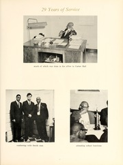 Page 15, 1965 Edition, Johnson C Smith University - Golden Bull Yearbook (Charlotte, NC) online yearbook collection
