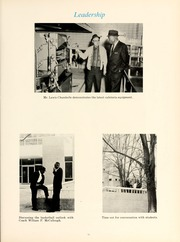 Page 17, 1965 Edition, Johnson C Smith University - Golden Bull Yearbook (Charlotte, NC) online yearbook collection