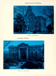 Page 8, 1965 Edition, Johnson C Smith University - Golden Bull Yearbook (Charlotte, NC) online yearbook collection