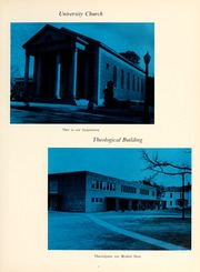 Page 9, 1965 Edition, Johnson C Smith University - Golden Bull Yearbook (Charlotte, NC) online yearbook collection