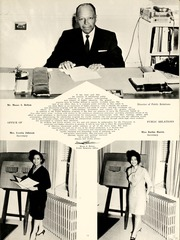 Page 17, 1966 Edition, Johnson C Smith University - Golden Bull Yearbook (Charlotte, NC) online yearbook collection