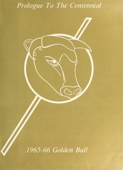 Page 5, 1966 Edition, Johnson C Smith University - Golden Bull Yearbook (Charlotte, NC) online yearbook collection