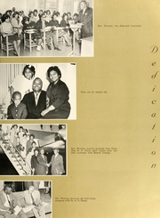 Page 9, 1966 Edition, Johnson C Smith University - Golden Bull Yearbook (Charlotte, NC) online yearbook collection