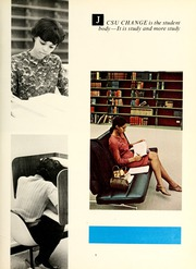 Page 13, 1968 Edition, Johnson C Smith University - Golden Bull Yearbook (Charlotte, NC) online yearbook collection