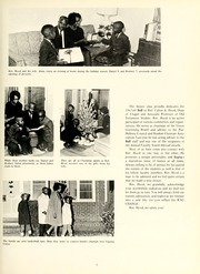 Page 9, 1968 Edition, Johnson C Smith University - Golden Bull Yearbook (Charlotte, NC) online yearbook collection