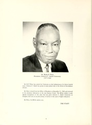 Page 10, 1969 Edition, Johnson C Smith University - Golden Bull Yearbook (Charlotte, NC) online yearbook collection