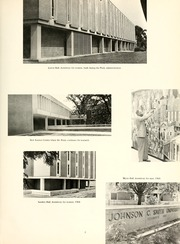 Page 11, 1969 Edition, Johnson C Smith University - Golden Bull Yearbook (Charlotte, NC) online yearbook collection