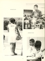 Page 16, 1969 Edition, Johnson C Smith University - Golden Bull Yearbook (Charlotte, NC) online yearbook collection
