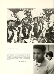 Page 8, 1969 Edition, Johnson C Smith University - Golden Bull Yearbook (Charlotte, NC) online yearbook collection