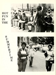 Page 16, 1973 Edition, Johnson C Smith University - Golden Bull Yearbook (Charlotte, NC) online yearbook collection