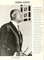 Page 8, 1973 Edition, Johnson C Smith University - Golden Bull Yearbook (Charlotte, NC) online yearbook collection