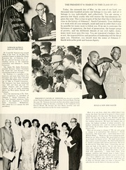 Page 9, 1973 Edition, Johnson C Smith University - Golden Bull Yearbook (Charlotte, NC) online yearbook collection