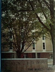 1977 Edition, Johnson C Smith University - Golden Bull Yearbook (Charlotte, NC)