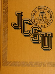 1978 Edition, Johnson C Smith University - Golden Bull Yearbook (Charlotte, NC)