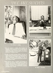 Page 14, 1979 Edition, Johnson C Smith University - Golden Bull Yearbook (Charlotte, NC) online yearbook collection