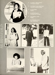 Page 15, 1979 Edition, Johnson C Smith University - Golden Bull Yearbook (Charlotte, NC) online yearbook collection