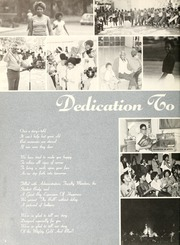 Page 8, 1979 Edition, Johnson C Smith University - Golden Bull Yearbook (Charlotte, NC) online yearbook collection