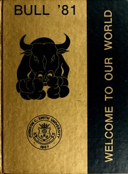 1981 Edition, Johnson C Smith University - Golden Bull Yearbook (Charlotte, NC)