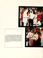 Page 12, 1981 Edition, Johnson C Smith University - Golden Bull Yearbook (Charlotte, NC) online yearbook collection