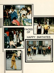 Page 9, 1981 Edition, Johnson C Smith University - Golden Bull Yearbook (Charlotte, NC) online yearbook collection