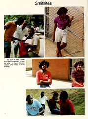 Page 8, 1983 Edition, Johnson C Smith University - Golden Bull Yearbook (Charlotte, NC) online yearbook collection
