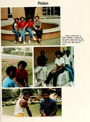 Page 9, 1983 Edition, Johnson C Smith University - Golden Bull Yearbook (Charlotte, NC) online yearbook collection