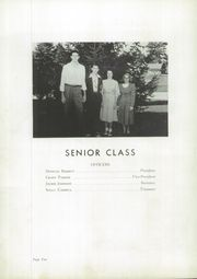 Page 14, 1949 Edition, Sanford Central High School - Sandprints Yearbook (Sanford, NC) online yearbook collection